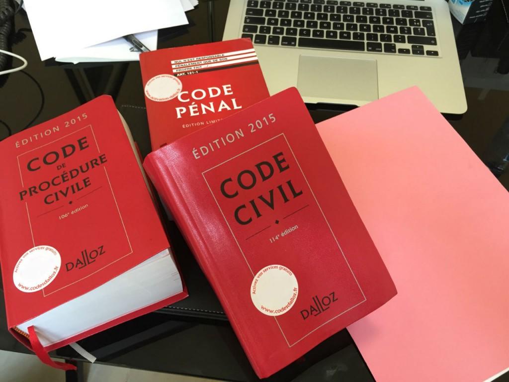 codecivil-codeprocédurepénale